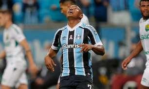 Grêmio repete roteiro que pode culminar em 3º rebaixamento