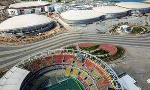Antes dos Jogos Escolares Brasileiros, Parque Olímpico do Rio recebe competições de jiu-jitsu e handebol