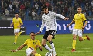 Alemanha bate a Romênia e é líder do grupo nas Eliminatórias