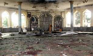 Ataque a mesquita no Afeganistão deixa ao menos 100 mortos
