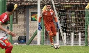 Avaí tem a defesa menos vazada do Catarinense Sub-20 e goleiro analisa: 'É um conjunto'