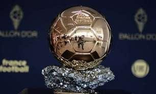 'France Football' divulga os finalistas da Bola de Ouro