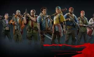 Conheça os personagens de Back 4 Blood