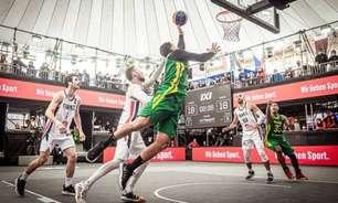 Seleção masculina de basquete 3x3 é convocada para a Copa América