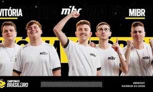 MIBR garante vaga nos playoffs e na 'Libertadores' de Rainbow Six Siege