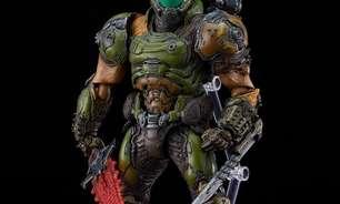 Figma lança action figure do Doom Slayer