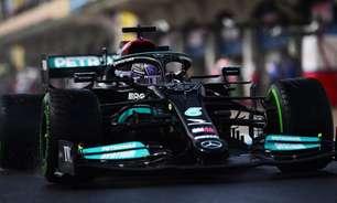 Por que a Mercedes parou Lewis Hamilton no GP da Turquia?