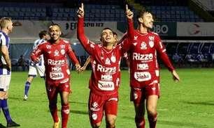 Renan Mota espera evolução no Vila Nova na Série B do Brasileirão