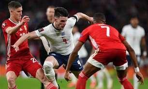 Inglaterra e Hungria empatam em Londres nas Eliminatórias