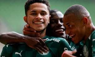 Com golaço de Gabriel Silva, Palmeiras bate Ceará pelo Brasileiro sub-20; São Paulo empata com a Chape