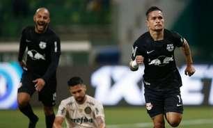 Red Bull Bragantino conseguiu a primeira vitória no Allianz Parque