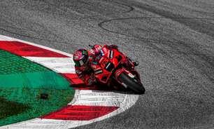 Reação tardia de Bagnaia faz Ducati parecer condenada ao quase na MotoGP