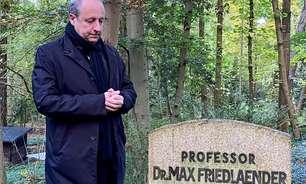 Enterro de neonazista em túmulo judeu causa revolta na Alemanha