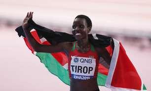 Estrela do atletismo queniano é encontrada morta em casa