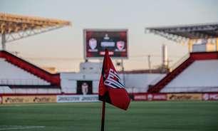 Atleta do Atlético-GO está internado após paradas cardíacas