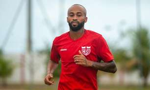 Wesley espera boa sequência do CRB na Série B e deseja terminar o ano em alta no Galo