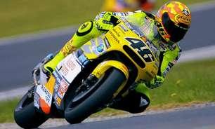 Na Garagem: Rossi bate Biaggi no GP da Austrália e fatura título final das 500cc
