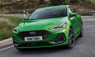 Distante do Brasil, Ford Focus ganha facelift na Europa