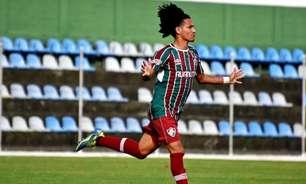 Com gols de Gabryel Martins e Jefté, Fluminense supera Portuguesa e avança na Copa Rio sub-20