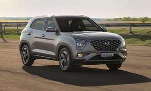 Novo Hyundai Creta sofre 1º reajuste e passa dos R$ 152 mil