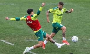 Zé Rafael é denunciado por expulsão contra Flamengo e pode desfalcar o Palmeiras em até seis jogos