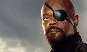 """Samuel L. Jackson volta a viver Nick Fury nas gravações de """"Invasão Secreta"""""""