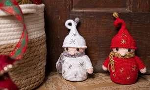 Decoração de Natal Feita à Mão: Inspire-se Com essas Dicas!