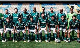 Com presença do público, Palmeiras tem decisão pela Copa Brasil de Futebol Master