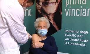 Sobrevivente de Auschwitz é ofendida em ato antivacina na Itália