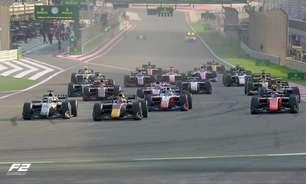 F2 aposta em calendário lotado e realiza 28 corridas em 2022. F3 tem 18 provas