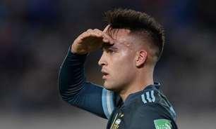 Lautaro marca, Yotún perde pênalti, e Argentina vence o Peru pelas Eliminatórias Sul-Americanas