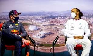 """Mercedes diz que foco em 2022 não impactou briga com Red Bull: """"Podemos superá-los"""""""