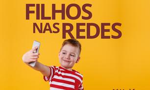 Converse com seus filhos sobre as redes sociais