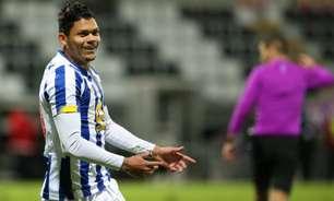 Com dois gols de Evanilson, Porto goleia o Sintrense e avança na Taça de Portugal