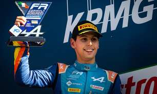 Fórmula Regional: Gabriel Bortoleto cresce e aparece