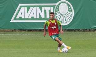 Com Marcos Rocha, Palmeiras treina e encerra preparação para duelo contra o Internacional