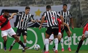 Atlético-GO x Atlético-MG: onde assistir, prováveis times e desfalques