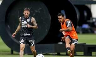 Desfalque para o clássico, Fagner é poupado de treino do Corinthians; Sylvinho define time neste domingo