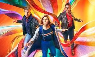 """Jodie Whitaker começa a se despedir de """"Doctor Who"""" no trailer da 13ª temporada"""