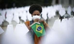 Brasil passa das 603 mil mortes por covid-19