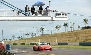 Paludo e Dirani dominam e vencem segunda etapa da Porsche Endurance em Goiânia