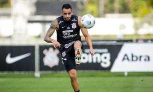 Com retornos de Renato Augusto e Giuliano, Corinthians faz o penúltimo treino para o clássico no Morumbi