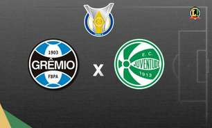 Grêmio x Juventude: prováveis times, desfalques e onde assistir