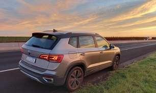 VW Taos lembra a perua Quantum? Veja por que o SUV é melhor