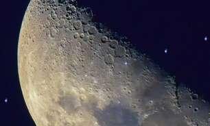 Como ver a lua no Google Earth