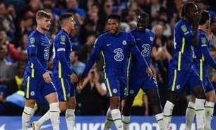 Chelsea vence o Brentford e assume a liderança do Campeonato Inglês