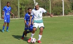 Jovem atacante ganha destaque no Sub-20 do Goiás
