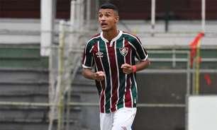 Destaque em Xerém e na Seleção sub-18, Jefté tem potencial para ser alternativa na lateral do Fluminense