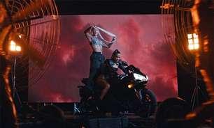 Anitta lança clipe com a rapper Saweetie