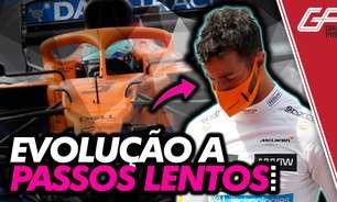 GP às 10: Por que evolução de Ricciardo na McLaren caminha a passos lentos?